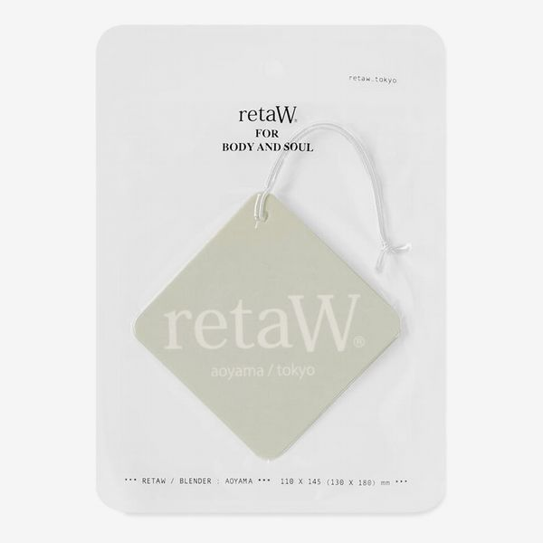 Retaw Fragrance Car Tag, Natural Mystic