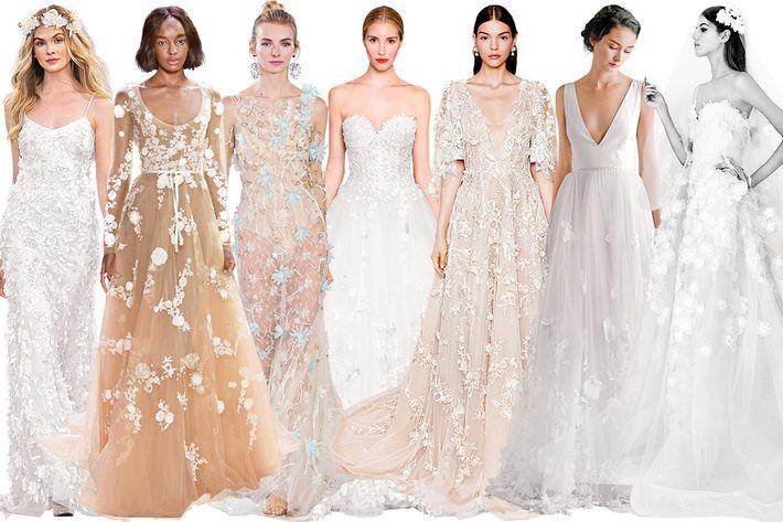 Cassini Wedding Dresses 95 Good Floral Appliqu s