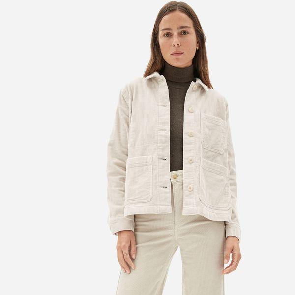 The Corduroy Chore Jacket