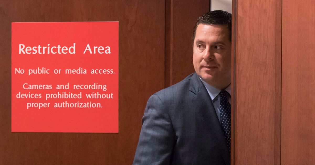 Newly Disclosed FISA Applications Disprove 'Witch Hunt' Claims From Trump, Nunes