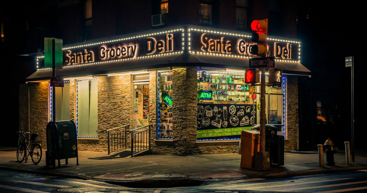 New York Loves Its Bodegas, But What Are They Officially?