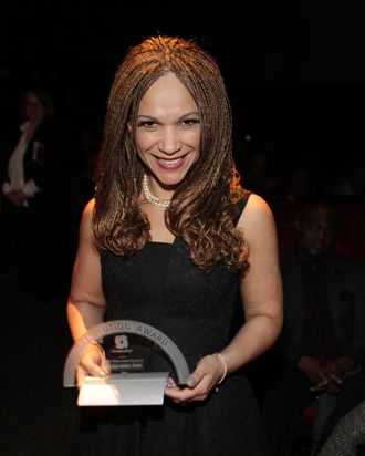 Melissa Harris-Perry says it's