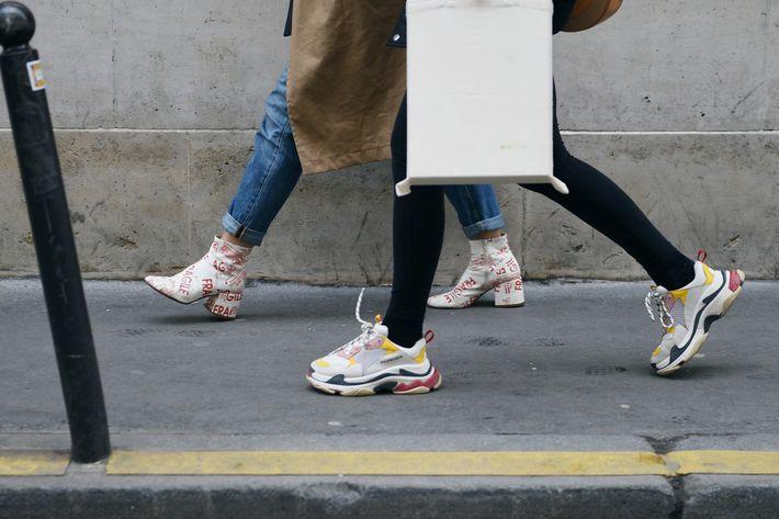 Running Shoe Trends