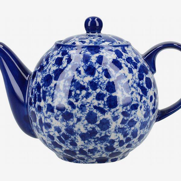 London Pottery Splash Globe Teapot