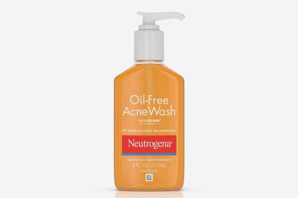 Neutrogena Oil-Free Face Wash