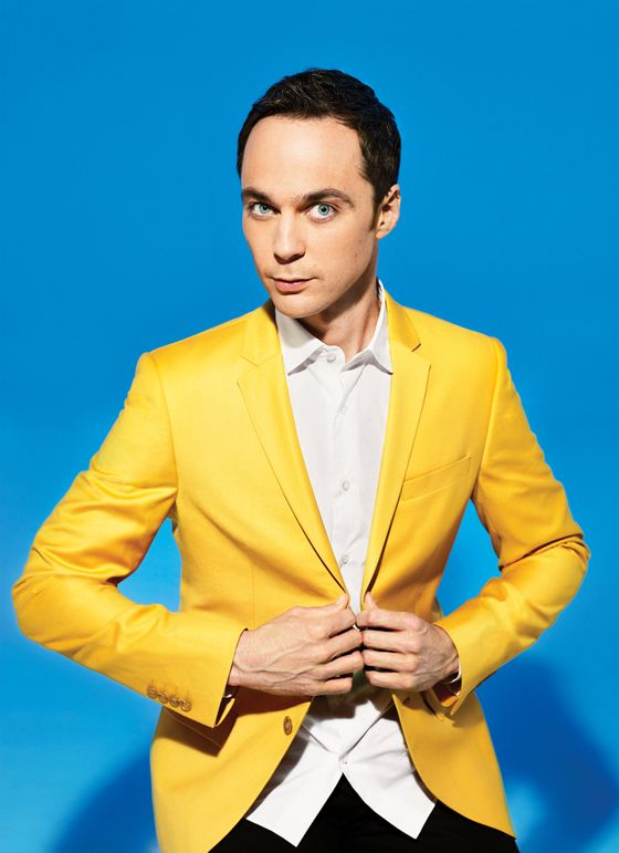 Jim Parsons  photographed by Peter Hapak  Styling by Ashley Weston at    Jim Parsons