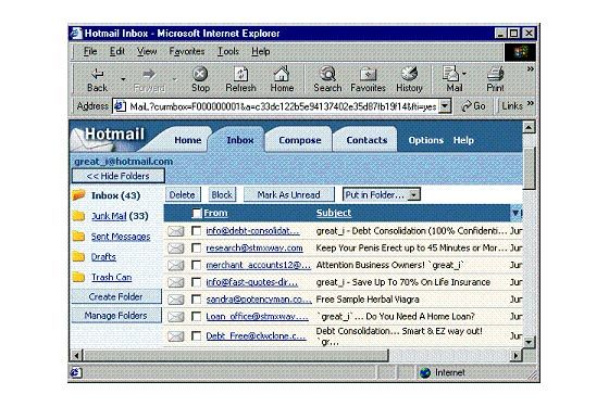 how to get deleted emails back on hotmail