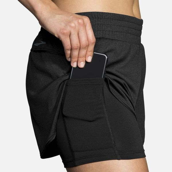 Brooks Rep 2-in-1 Shorts