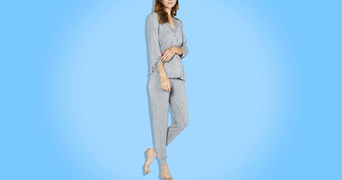 I Always Woke Up Sweaty Until I Tried These Cooling Pajamas