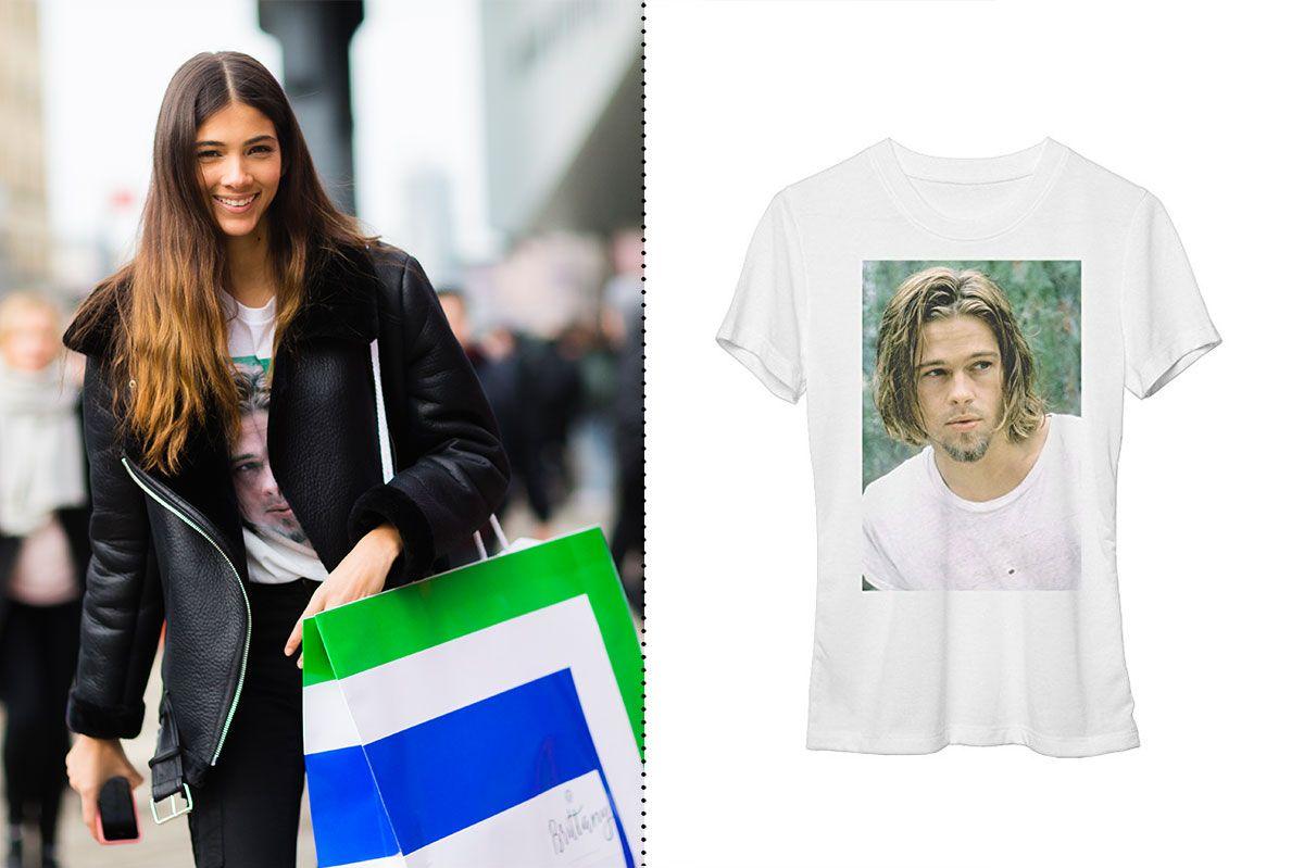 True Romance Brad Pitt T-Shirt