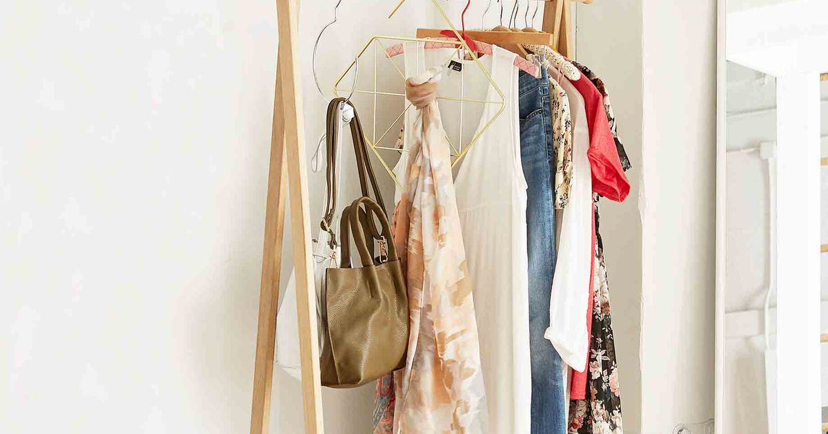 18 Organization Ideas for a Neat, Beautiful Closet