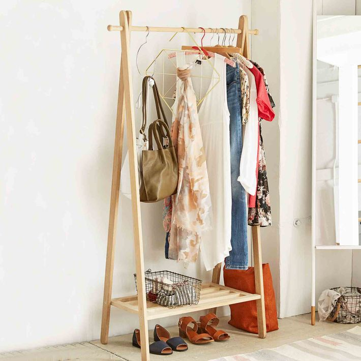 Clothes Closet Organization Ideas Part - 26: 18 Closet Organization Ideas For A Beautiful, Neat Wardrobe