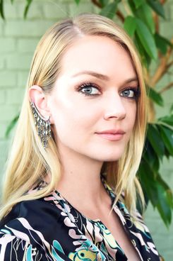 Interview with :   Lindsay Ellingson , Former Victoria's Secret model on Drinking Warm Water