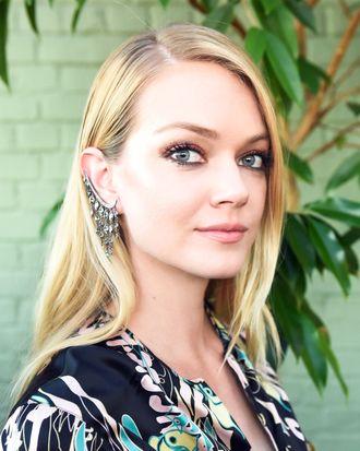 Lindsay Ellingson.
