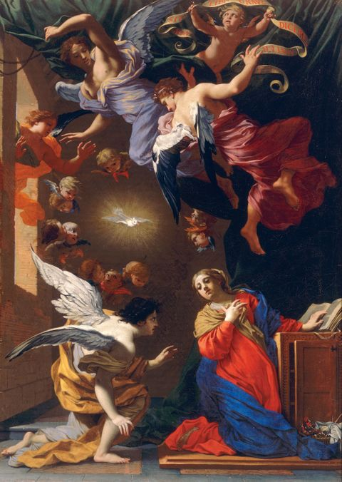 Photo 23 from Virgin Mary, the Annunciation