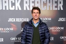 "Actor Tom Cruise attends the ""Jack Reacher"" premiere at the Callao cinema on December 13, 2012 in Madrid, Spain."