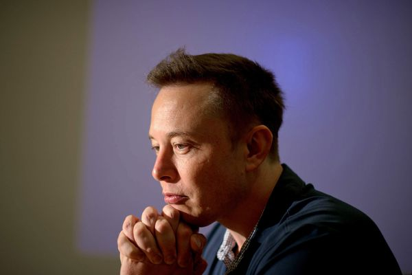It Happened to Me: My Name Is Also Elon Musk