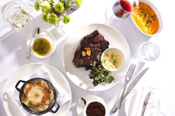 Blu on Park Is New York's Newest Luxury Steakhouse
