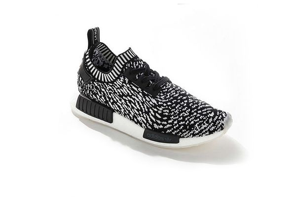 Adidas NMD R1 Primeknit Core Graphic Sneaker
