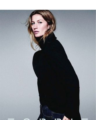 Gisele for Esprit.