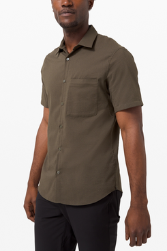 Lululemon Street Lite Short Sleeve Shirt