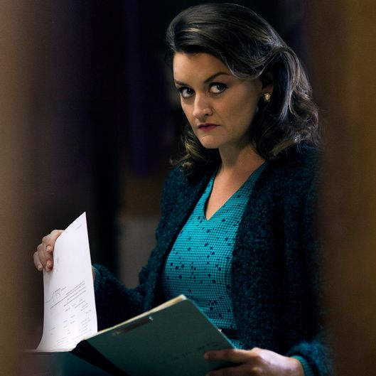 THE AMERICANS -- Pictured: Alison Wright as Martha Hanson. CR: James Minchin/FX