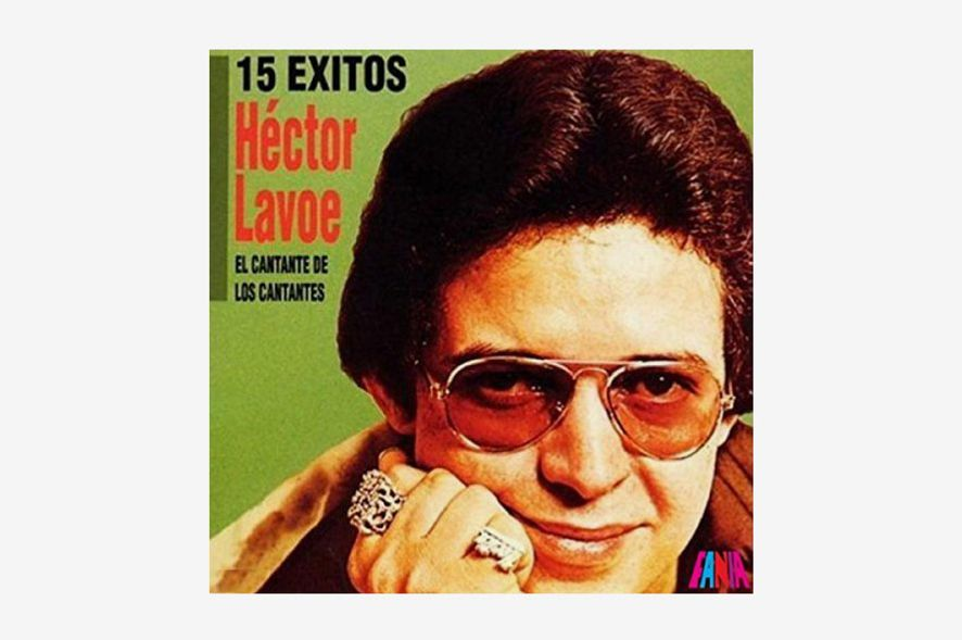 Hector Lavoe — Aguanile