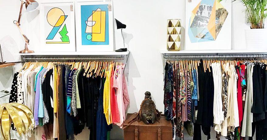 50 Coat Hanger Size Cubes Womenswear Size 16 BLACK Garment Clothes Marker UK