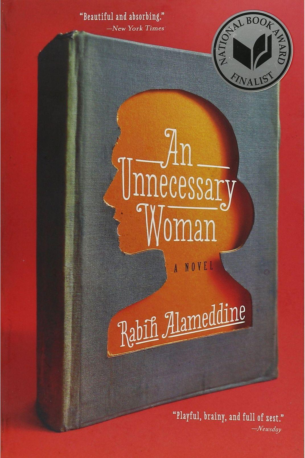 <em>An Unnecessary Woman</em> by Rabih Alameddine