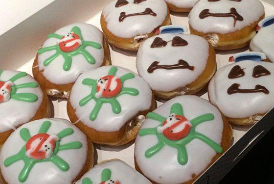 NYC's only Krispy Kreme is in Penn Station.