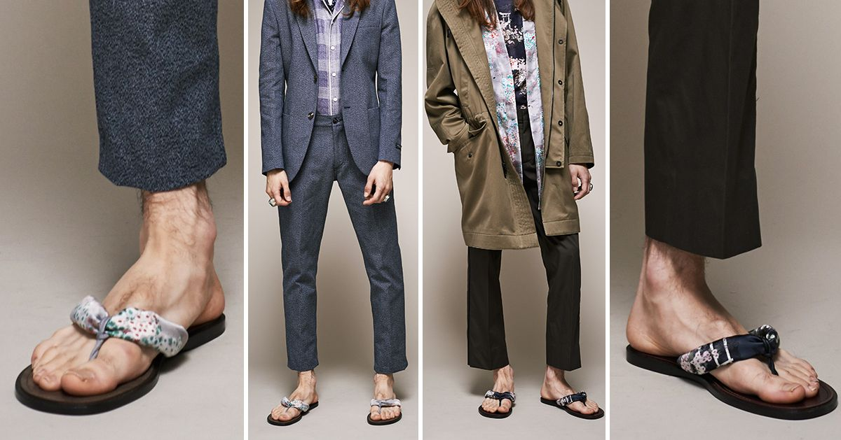 faafd417e Famous Men Weigh In on the Great Flip-flop Debate