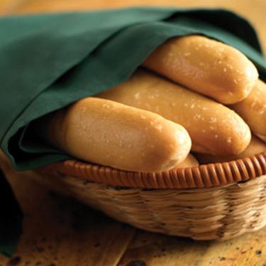Gather ye breadsticks while ye may.