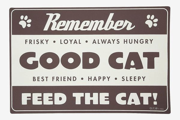 ORE Pet Kitty Cat Cafe Placemat
