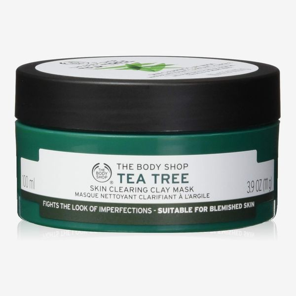 Body Shop Tea Tree Skin Clearing Clay Face Mask