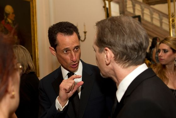 Anthony Weiner's Big Ego