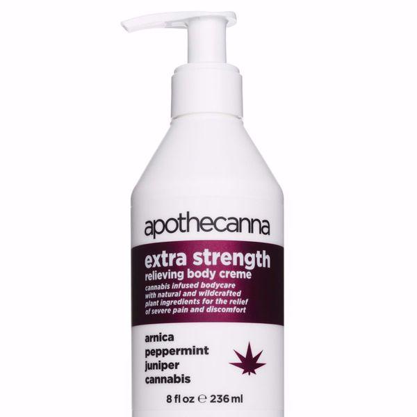 Extra Strength Body Creme