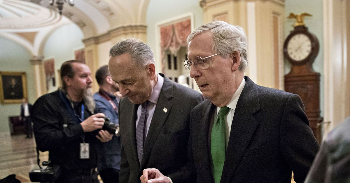 McConnell Recruiting Senate Democrats to Destroy the Next Democratic Presidency