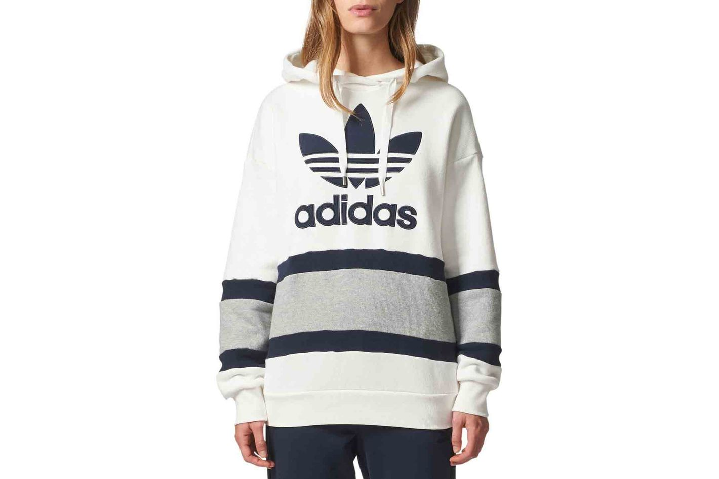 Adidas Trefoil Cotton Hoodie