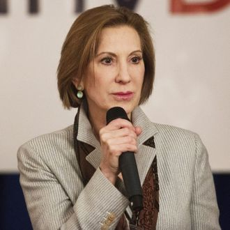 Presidential Candidate Carly Fiorina Holds Town Hall Event