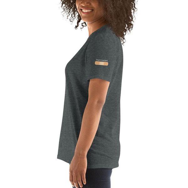 Vaccinated Short-Sleeve T-Shirt