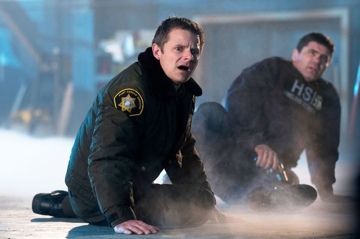 Steve Zahn Absorbing One Of The Many Major Relevations In Crossing Photo Eike Schroter ABC