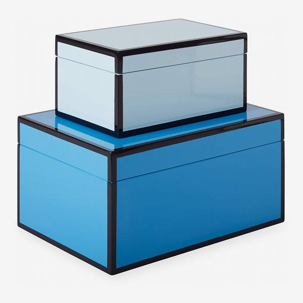 Now House by Jonathan Adler Decorative Accessories Stacking Boxes