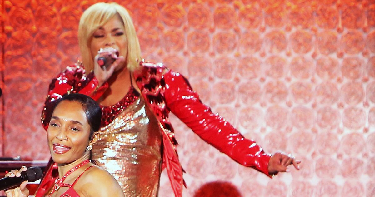 Chilli & T-Boz Are Working on a TLC Broadway Musical
