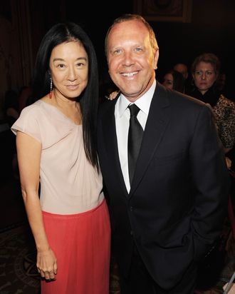 Wang and Kors may soon have even more in common than excellent dermatologists.
