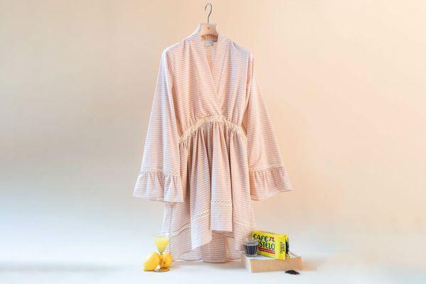 Arjé The Devon Short Cotton Dress