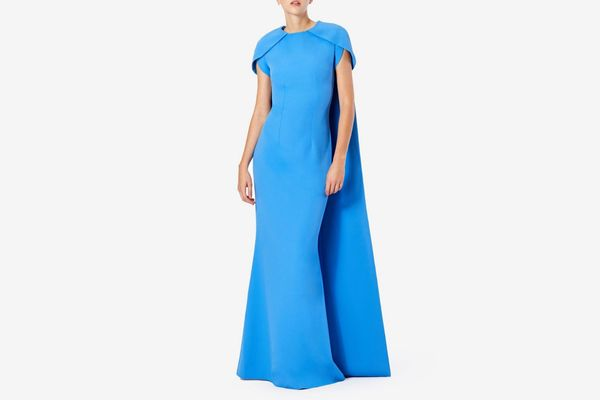 Ginkgo Cape Dress