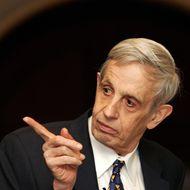 Noble Laureate Professor John F Nash Jr.
