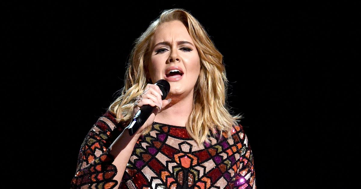 Adele Leaked Her Own Album-Release Month