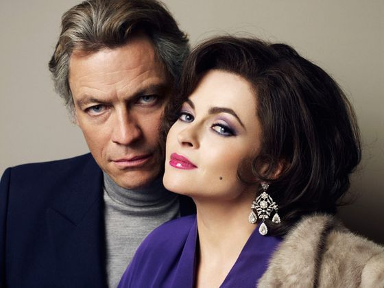 Burton and Taylor – First Photo  Credit: BBC/Gustavo Papaleo