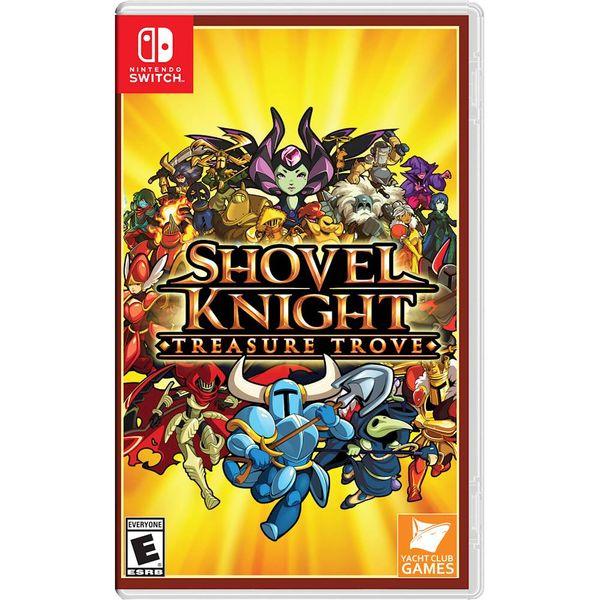 'Shovel Knight: Treasure Trove' — Nintendo Switch